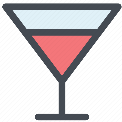 cocktail drink, cocktail glass, cocktailalcohol, drink, martini icon