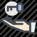 hand, insurance, key, key insurance, property, protection