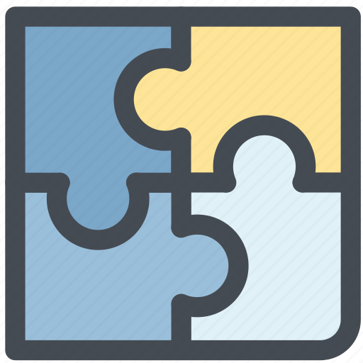 Fun Jigsaw Puzzle Play Icon