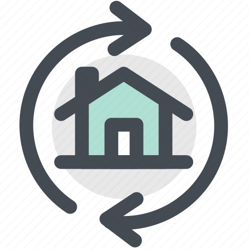 finance, home, home repair, house, refinancing, repair icon