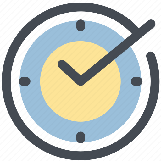 clock, delivery, on time, punctual, timing icon