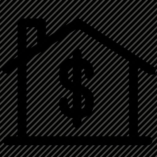 finance, home, house, money, refinancing, refinancing home icon
