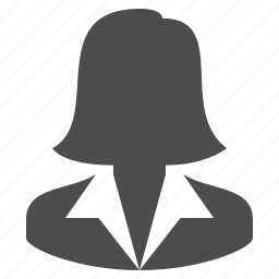 avatar, business, businesswoman, female, people, user, woman icon