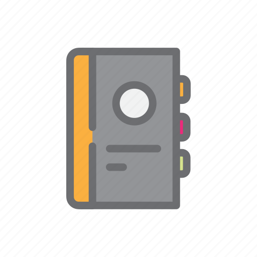 book, business, document, file, notes, paperwork, startup icon