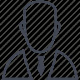 chat, person, service, staff icon