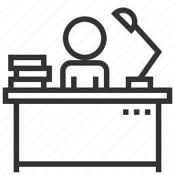 business, discipline, employee, motivation icon