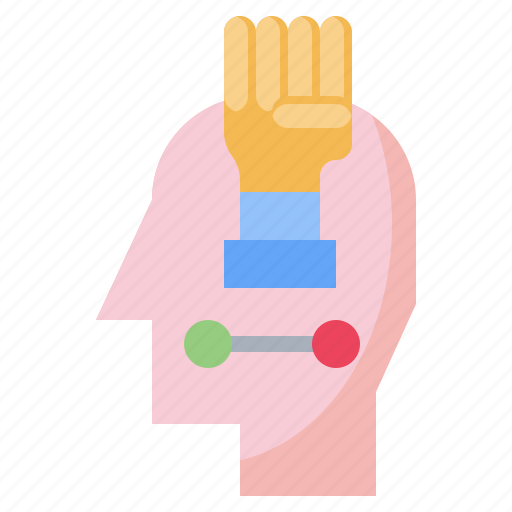 fist, gesture, gestures, hand, hands, independence, lace, motivate, motivation, punch icon