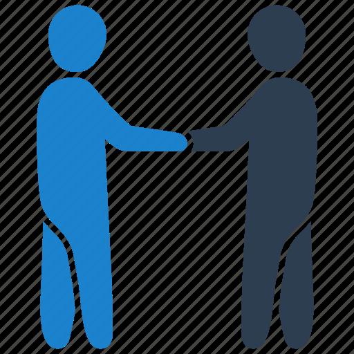 agreement, hands, handshake, shake icon