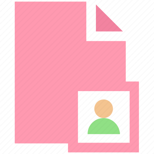 business, document, file, office, page, sheet, user icon