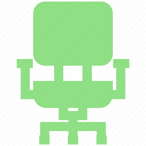 Armchair, business, chair, furniture, office chair, seat icon - Download on Iconfinder
