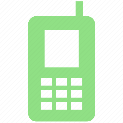 cell phone, keypad mobile, mobile, old phone, phone icon