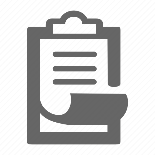 business, office, report, workroom icon