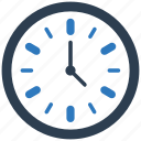 alarm, clock, schedule, time, waiting icon