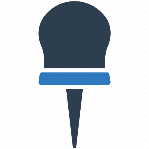 documents, paper, pin, post it, stationery icon