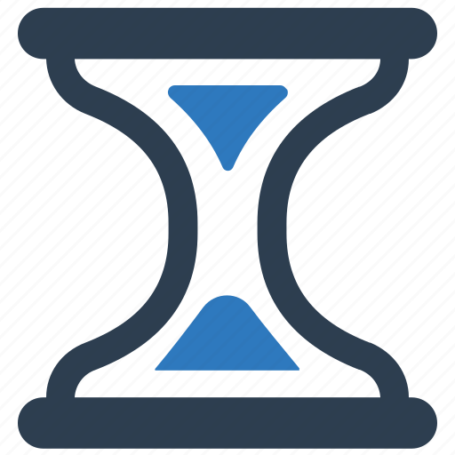 deadline, hourglass, time management, timer, waiting icon