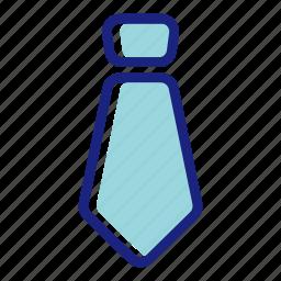 business, businessman, necktie, office, office tie, tie, work icon