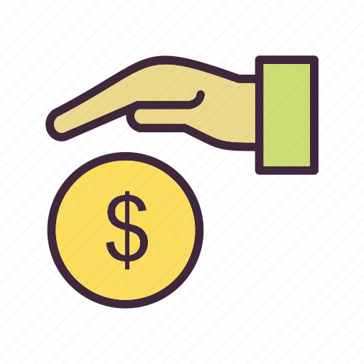 giving, home, loan icon