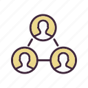 group, people, team, users icon