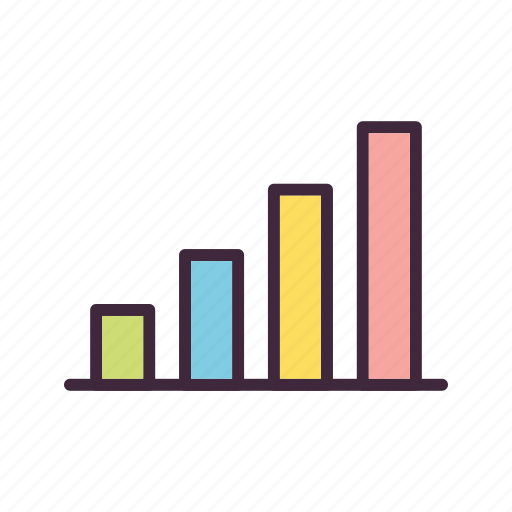 analysis, chart, statics icon