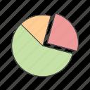 bar, graph, report icon