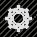cog, setting, wheel icon