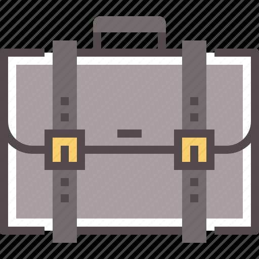 briefcase, business, case, portfolio icon