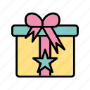 b013, birthday, celebration, delivery, gift, package, shipping icon