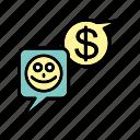 b042, bubble, chat, communication, message, speech icon