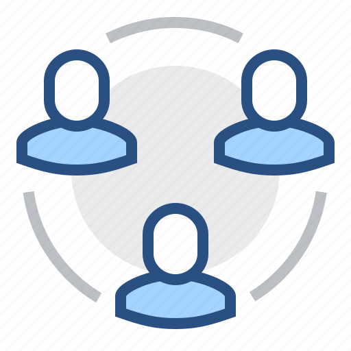 business, collaboration, man, participation, people, user icon