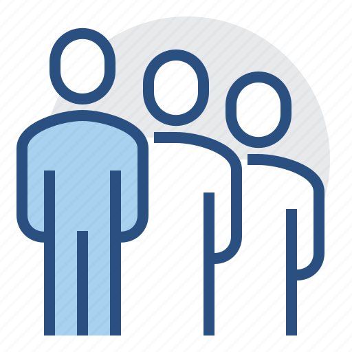 group, leader, man, people, team, users, work icon