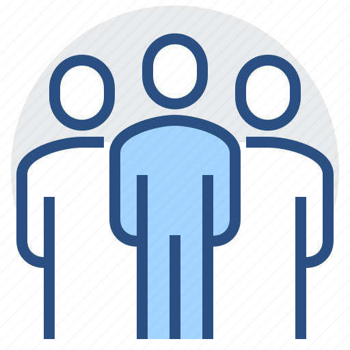 group, human, leader, man, team, user icon