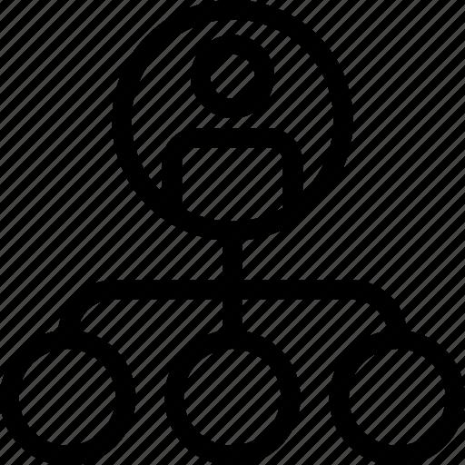 business, development, leader, leadership, manager, team, teamwork icon icon