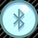 bluetooth, connect, internet, wireless icon