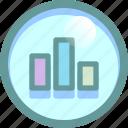 bar, chart, scheme, table icon