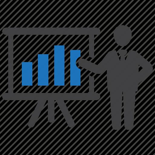 Graph, bar, growth, statistics icon - Download on Iconfinder