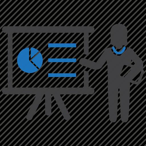 Statistics, analysis, report, secretary icon - Download on Iconfinder