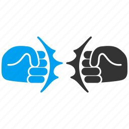 boxing, conflict, fight, kick, power, sport, strike icon