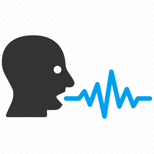 comment, monologue, person, speak, speech, talk, voice icon
