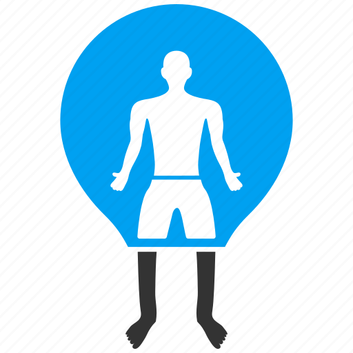 electric, energy, light bulb, man, person, power, science icon