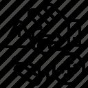 decision, risk, risk control, strategic risk, strategy icon
