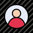 account, avatar, man, profile, user