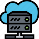 business, cloud server, company, marketing, seo, site icon