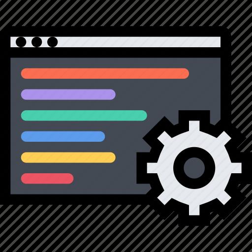 business, code optimization, company, marketing, seo, site icon