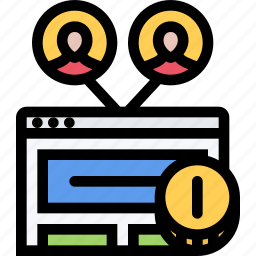 business, company, leads, marketing, seo, site icon