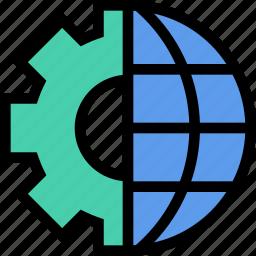business, company, marketing, network optimization, seo, site icon