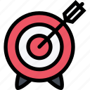 business, company, marketing, seo, site, targeting icon