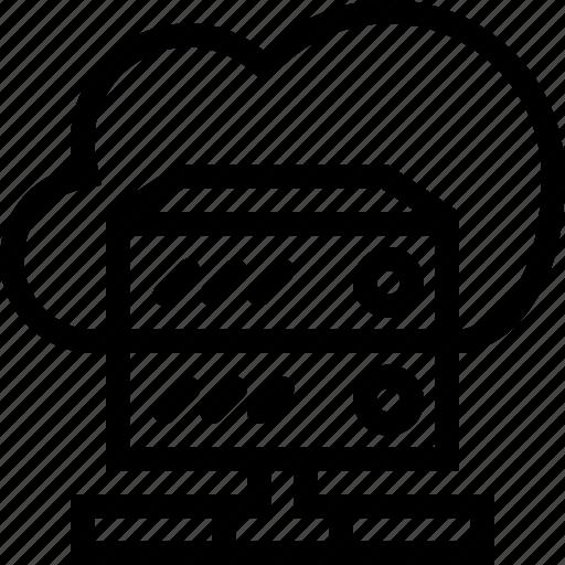 business, cloud server, company, marketing, seo, site icon