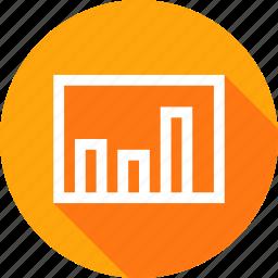 analysis, analytics, business, chart, column, graph, statics icon
