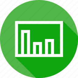 analysis, chart, column, graph, sales, statics icon