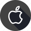 apple, ios, logo, mac, os, platform, system icon